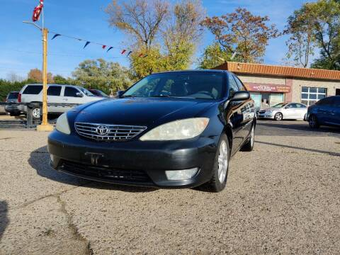 2006 Toyota Camry for sale at Lamarina Auto Sales in Dearborn Heights MI
