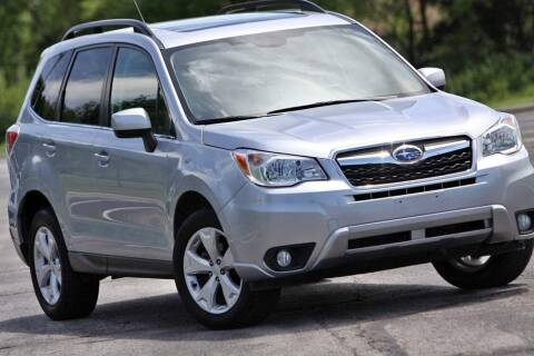2015 Subaru Forester for sale at MGM Motors LLC in De Soto KS