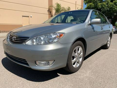 2005 Toyota Camry for sale at 707 Motors in Fairfield CA