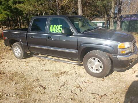 2005 GMC Sierra 1500 for sale at Northwoods Auto & Truck Sales in Machesney Park IL