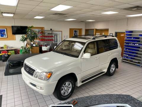 1998 Lexus LX 470 for sale at 4X4 Rides in Hagerstown MD