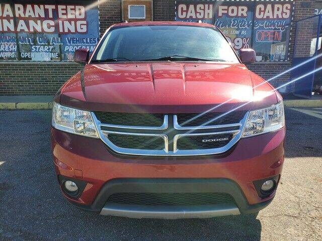 2011 Dodge Journey for sale at R Tony Auto Sales in Clinton Township MI
