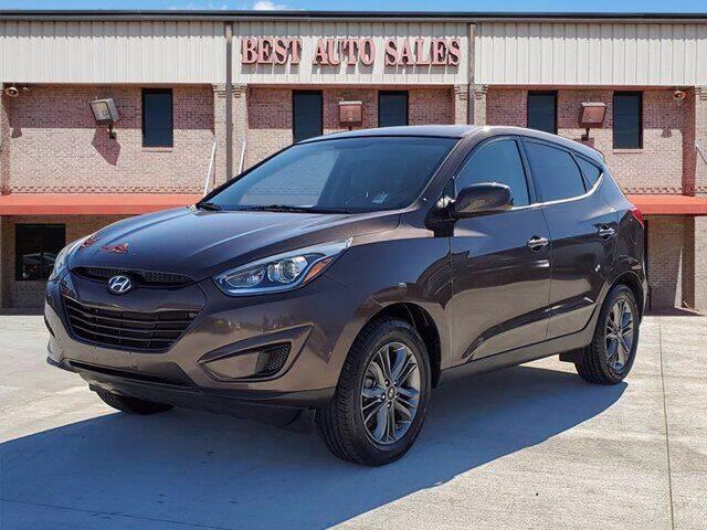 2014 Hyundai Tucson for sale at Best Auto Sales LLC in Auburn AL