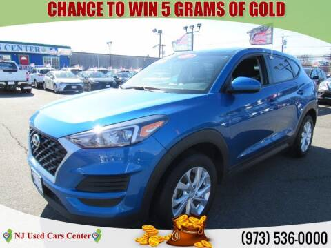 2019 Hyundai Tucson for sale at New Jersey Used Cars Center in Irvington NJ