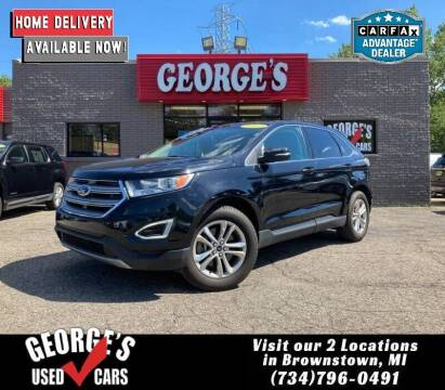 2017 Ford Edge for sale at George's Used Cars - Telegraph in Brownstown MI