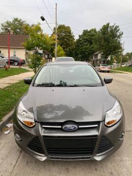 2012 Ford Focus for sale at Sphinx Auto Sales LLC in Milwaukee WI