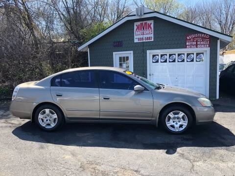 2003 Nissan Altima for sale at KMK Motors in Latham NY