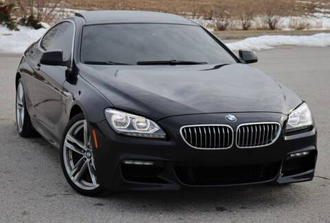 2012 BMW 6 Series for sale at Big O Auto LLC in Omaha NE