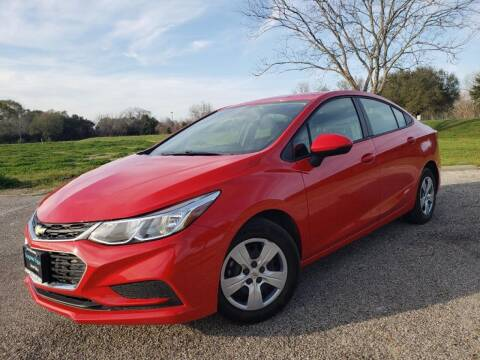 2018 Chevrolet Cruze for sale at Laguna Niguel in Rosenberg TX