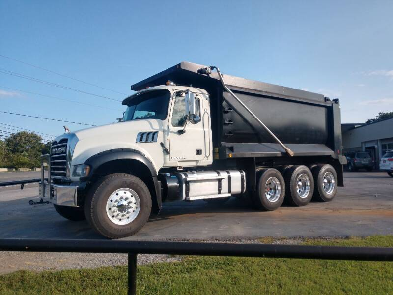 2014 Mack Granite for sale at CARS PLUS in Fayetteville TN