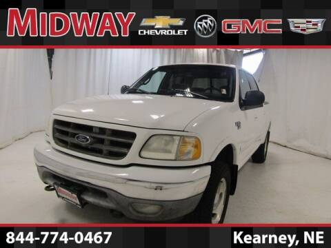 2001 Ford F-150 for sale at Midway Auto Outlet in Kearney NE