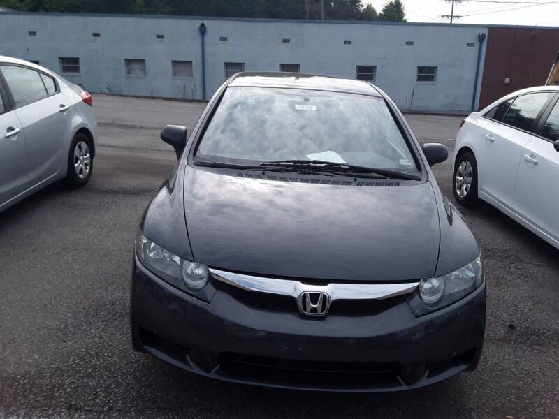 2009 Honda Civic for sale at Auto Villa in Danville VA