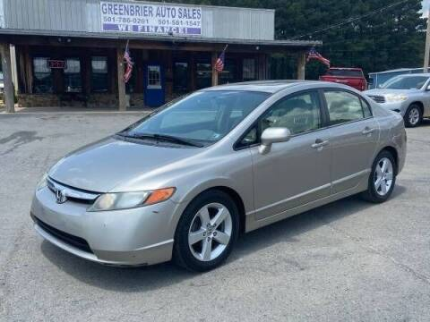 2006 Honda Civic for sale at Greenbrier Auto Sales in Greenbrier AR