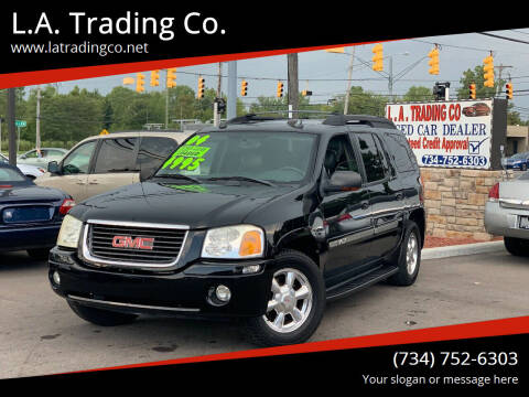 2004 GMC Envoy XL for sale at L.A. Trading Co. Woodhaven in Woodhaven MI