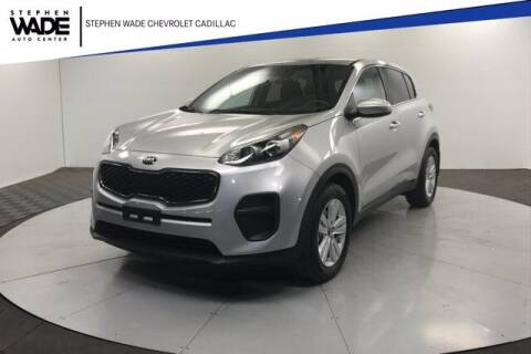 2019 Kia Sportage for sale at Stephen Wade Pre-Owned Supercenter in Saint George UT