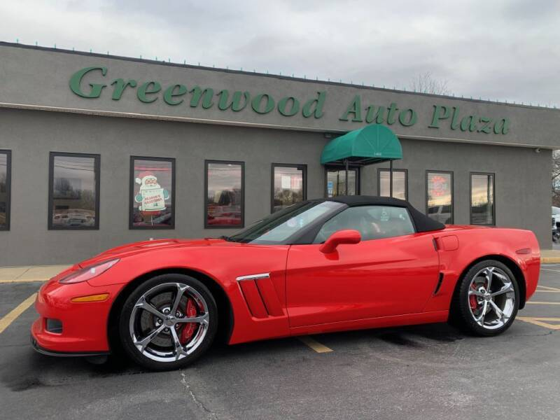 2012 Chevrolet Corvette for sale at Greenwood Auto Plaza in Greenwood MO
