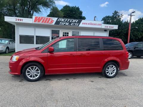 2014 Dodge Grand Caravan for sale at Will's Motor Sales in Grandville MI