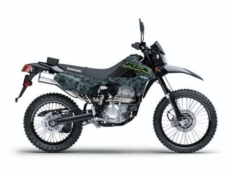 2021 Kawasaki KLX®300 Fragment Camo Gra for sale at Head Motor Company - Head Indian Motorcycle in Columbia MO