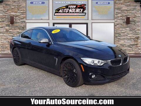 2017 BMW 4 Series for sale at Your Auto Source in York PA