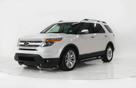 2014 Ford Explorer for sale at Houston Auto Credit in Houston TX