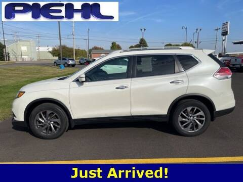 2016 Nissan Rogue for sale at Piehl Motors - PIEHL Chevrolet Buick Cadillac in Princeton IL