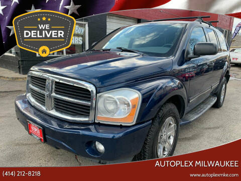 2005 Dodge Durango for sale at Autoplex Milwaukee in Milwaukee WI