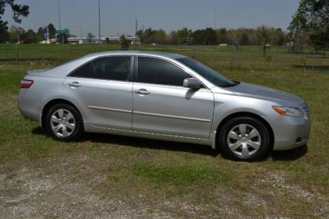 2009 Toyota Camry for sale at WOODLAKE MOTORS in Conroe TX