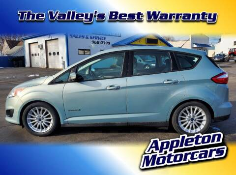 2014 Ford C-MAX Hybrid for sale at Appleton Motorcars Sales & Service in Appleton WI
