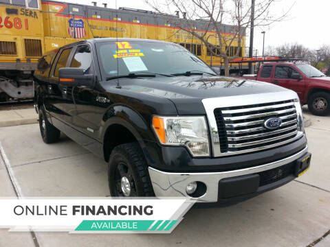 2012 Ford F-150 for sale at Super Cars Sales Inc #1 in Oakdale CA