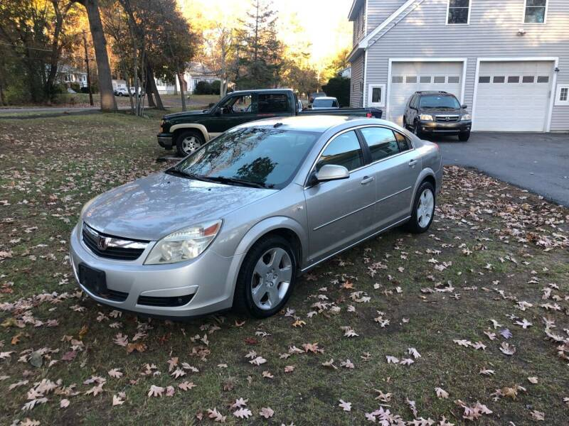 2008 Saturn Aura for sale at Billycars in Wilmington MA
