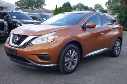 2016 Nissan Murano for sale at Olger Motors, Inc. in Woodbridge NJ