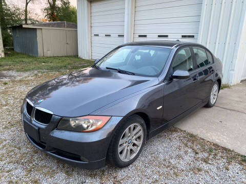 2006 BMW 3 Series for sale at Car Solutions llc in Augusta KS