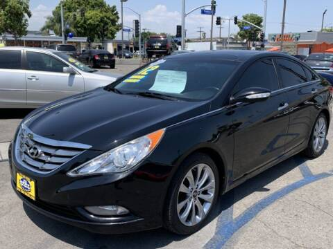 2012 Hyundai Sonata for sale at Best Car Sales in South Gate CA
