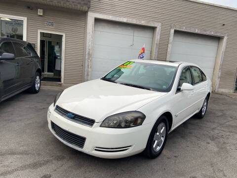 2007 Chevrolet Impala for sale at Global Auto Finance & Lease INC in Maywood IL