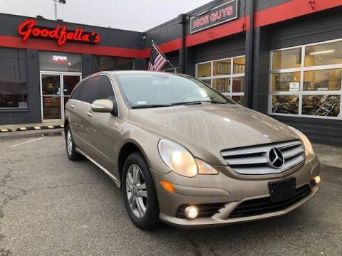 2008 Mercedes-Benz R-Class for sale at Goodfella's  Motor Company in Tacoma WA