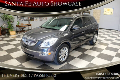 2012 Buick Enclave for sale at Santa Fe Auto Showcase in Santa Fe NM