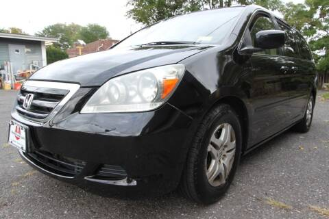 2005 Honda Odyssey for sale at AA Discount Auto Sales in Bergenfield NJ