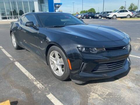 2017 Chevrolet Camaro for sale at COYLE GM - COYLE NISSAN - New Inventory in Clarksville IN