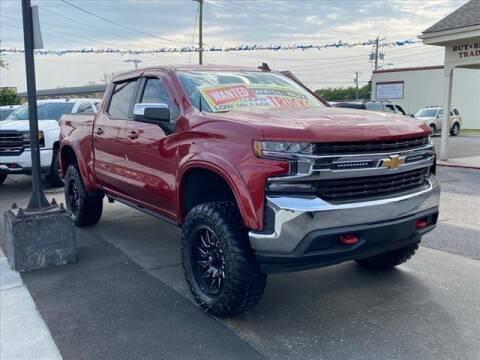2019 Chevrolet Silverado 1500 for sale at Messick's Auto Sales in Salisbury MD