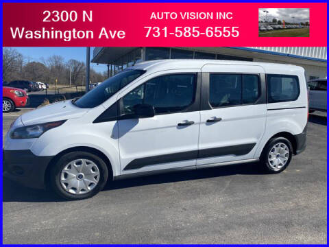 2018 Ford Transit Connect Wagon for sale at Auto Vision Inc. in Brownsville TN