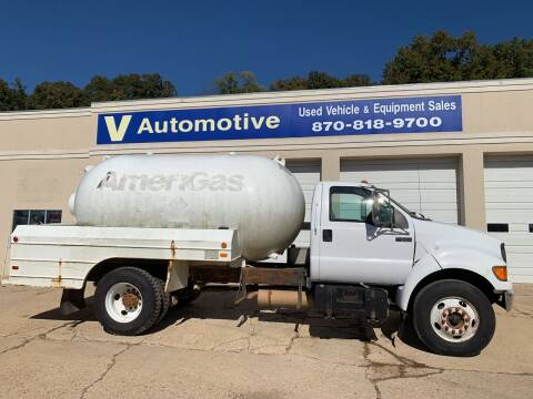 2003 Ford F-650 Super Duty for sale at V Automotive in Harrison AR
