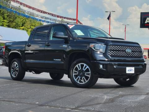 2019 Toyota Tundra for sale at BuyRight Auto in Greensburg IN
