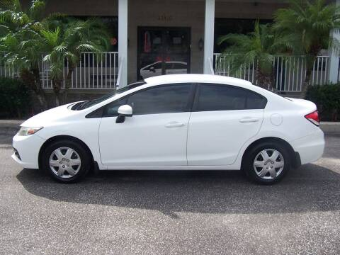 2014 Honda Civic for sale at Thomas Auto Mart Inc in Dade City FL