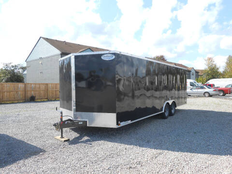 2021 Continental Cargo V-Series 8.5x24 for sale at Jerry Moody Auto Mart - Trailers in Jeffersontown KY