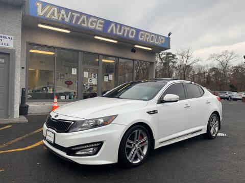 2013 Kia Optima for sale at Vantage Auto Group in Brick NJ