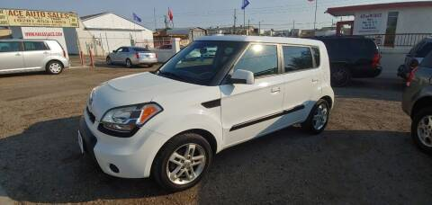 2010 Kia Soul for sale at ACE AUTO SALES in Lake Havasu City AZ