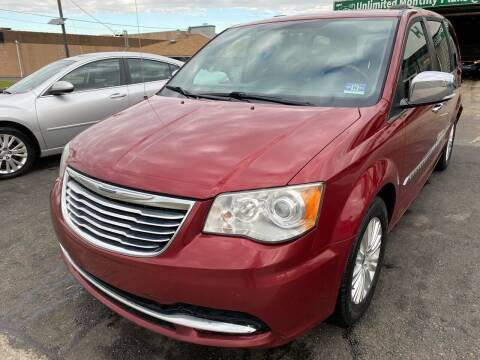 2014 Chrysler Town and Country for sale at MFT Auction in Lodi NJ