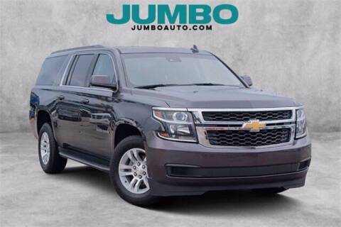 2016 Chevrolet Suburban for sale at JumboAutoGroup.com in Hollywood FL