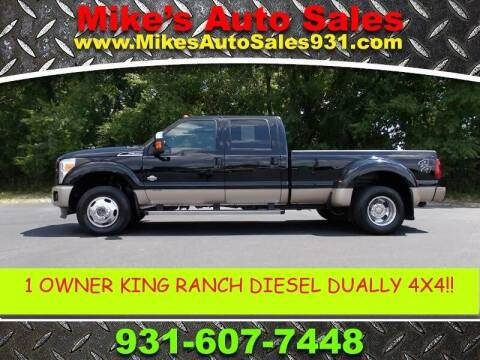 2012 Ford F-350 Super Duty for sale at Mike's Auto Sales in Shelbyville TN