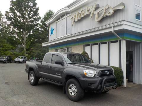 2012 Toyota Tacoma for sale at Nicky D's in Easthampton MA